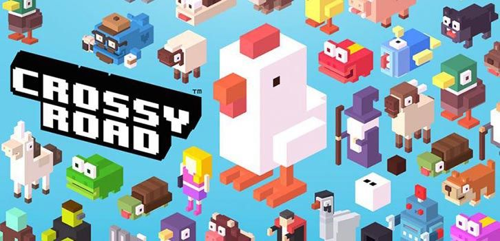 Crossy road with images best android games