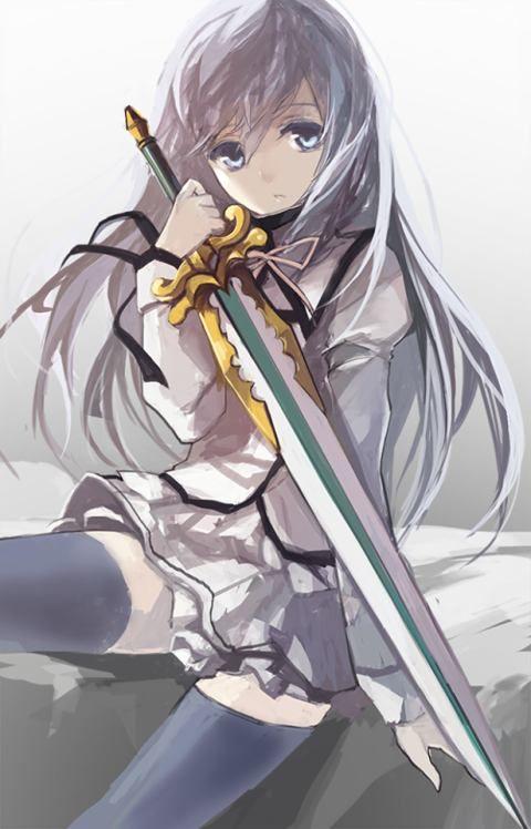 Seirei Tsukai No Blade Dance Anime People Drawings Cute Anime Character Anime