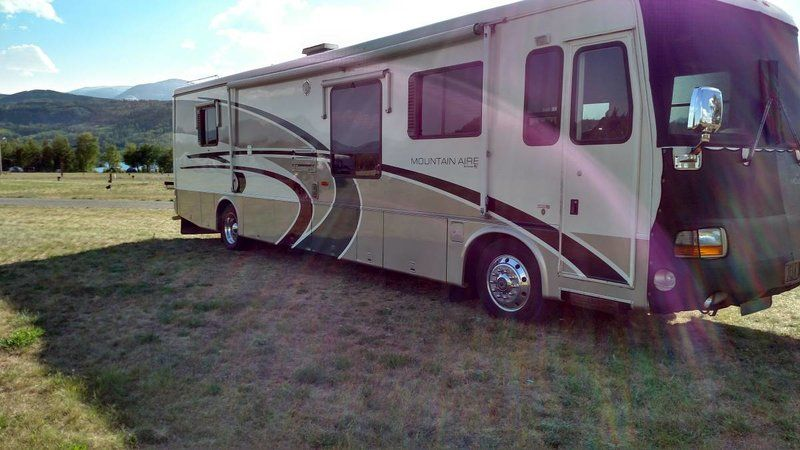 1999 Newmar Mountain Aire 4059 For Sale By Owner Oklahoma City Ok Rvt Com Classifieds Oklahoma Recreational Vehicles Rvs For Sale