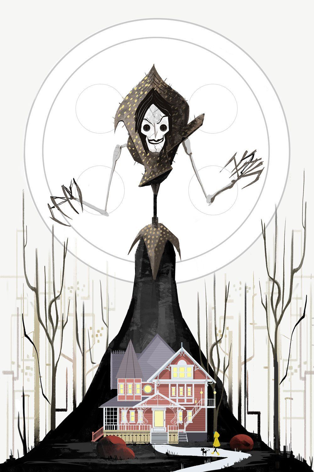 Beldam By Janice Chu Tumblr Part Of The Laika 10 Yr Anniversary Exhibition Halloween Party Art Show At Gallery Nucleus Coraline Art Coraline Coraline Jones