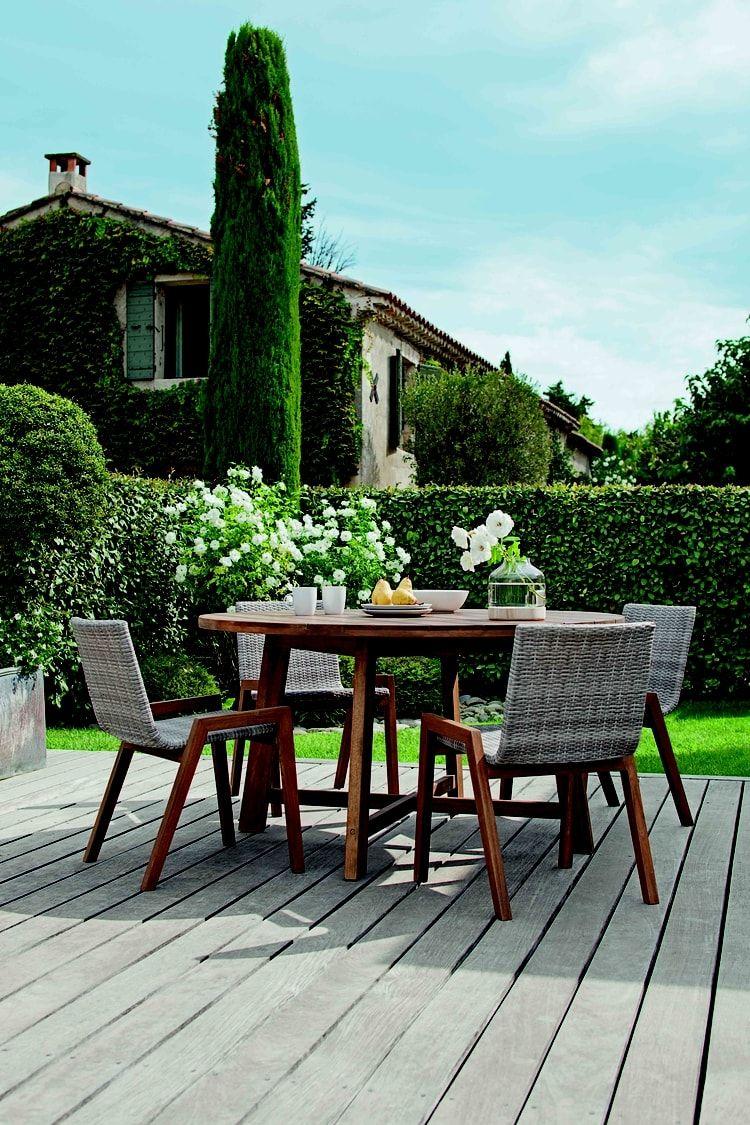 Salon de jardin Azalée chez Jardiland | Déco de jardin | Pinterest ...