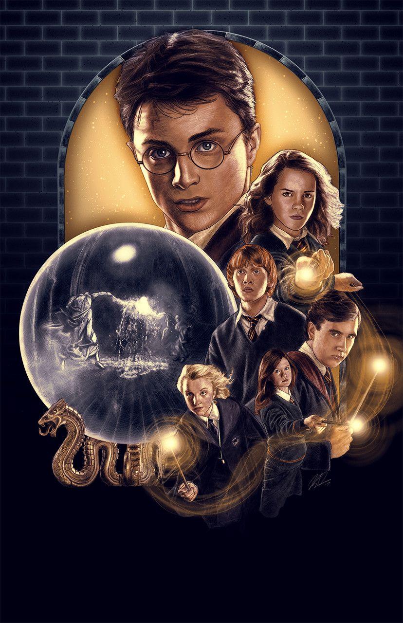 Harry Potter - Years 3-5, Kelvin Nguyen