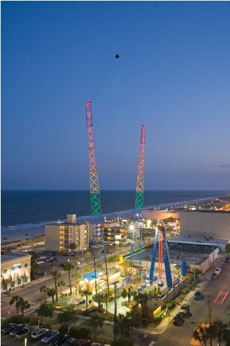 Do The Slingshot At Myrtle Beach