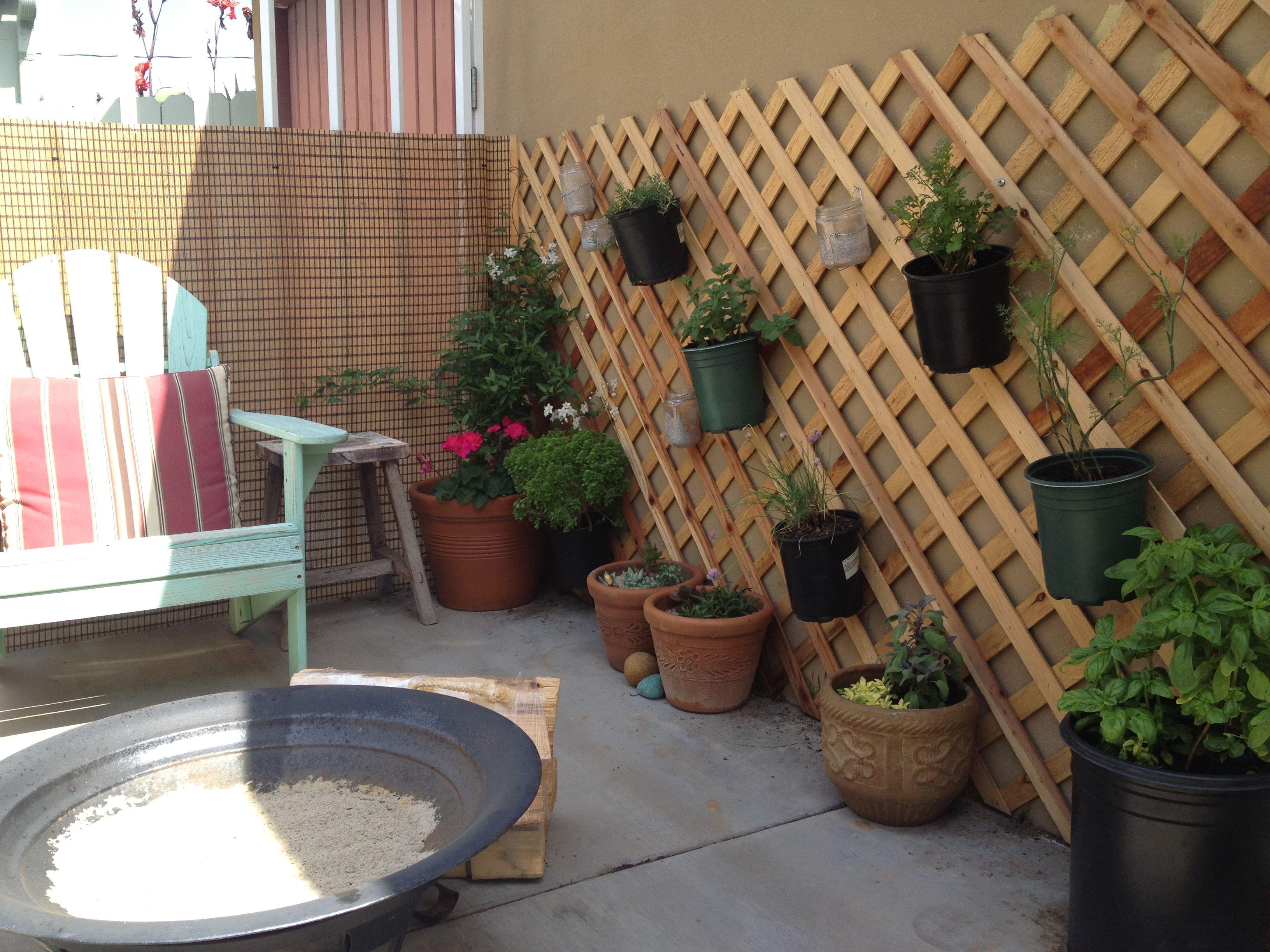 Create a garden patio on a budget | Patio, Patio makeover ...