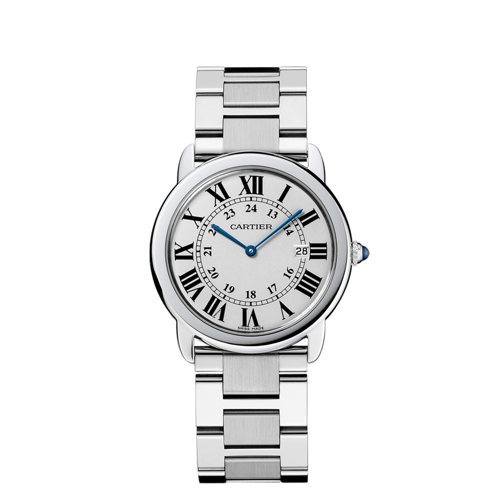 Reloj Ronde Solo de Cartier