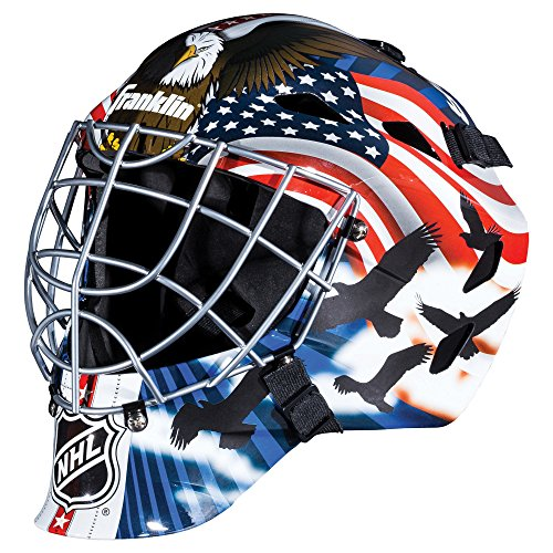 Franklin Sports Gfm 1500 Glory Goalie Face Mask Franklin Https Www Amazon Com Dp B00v57lr6i Ref Cm Sw R Columbus Blue Jackets Franklin Sports Goalie Mask
