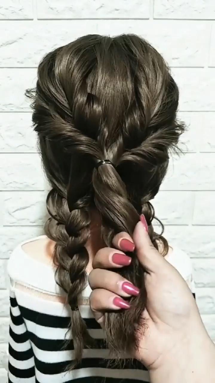 Https Www Hairstlyless Pingle Site Hairstyle Tutorial 884 Beautifulhairstylesforwedding Differenthairstyles Feed In 2020 Hair Tutorial Hair Styles Hair Braid Videos