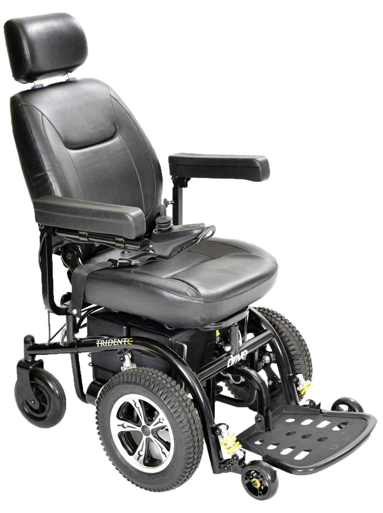 Drive medical trident front wheel drive electic wheelchair