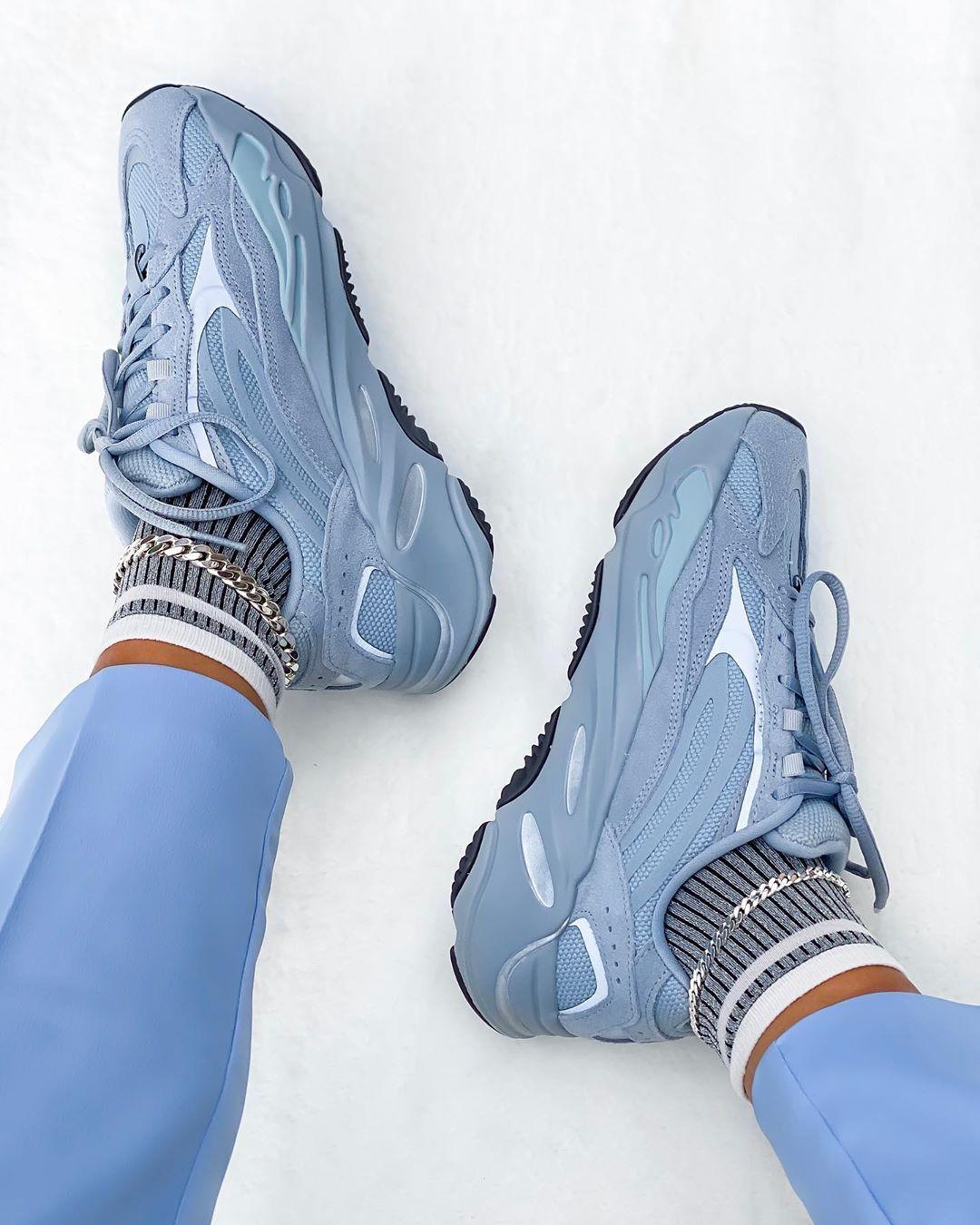 adidas Yeezy Boost 700 V2 Hospital Blue FV8424 Release Date
