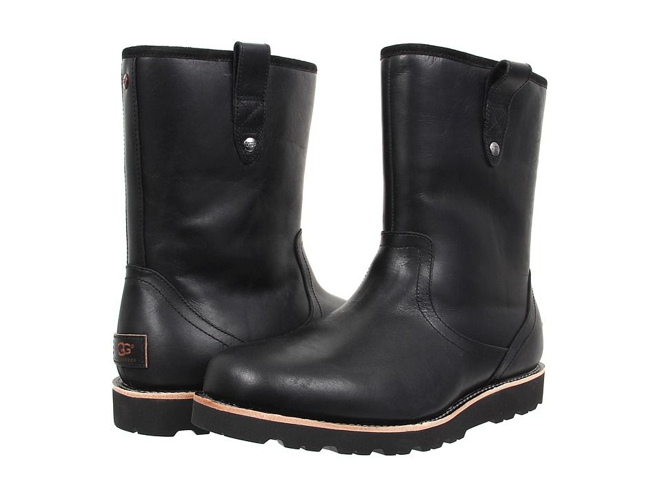 Mens Boots UGG Stoneman TL Stout Leather