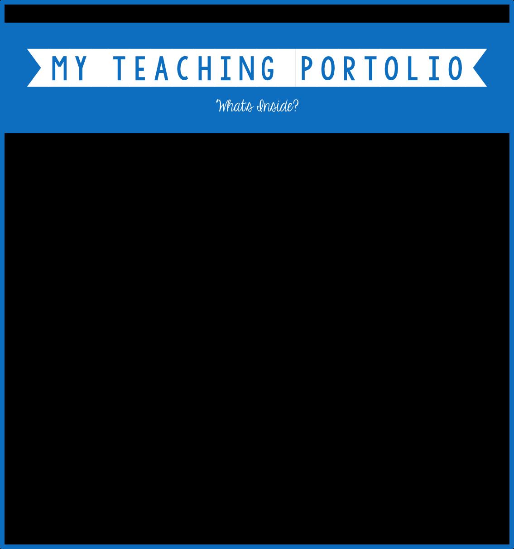 getting a teaching job  my teaching portfolio