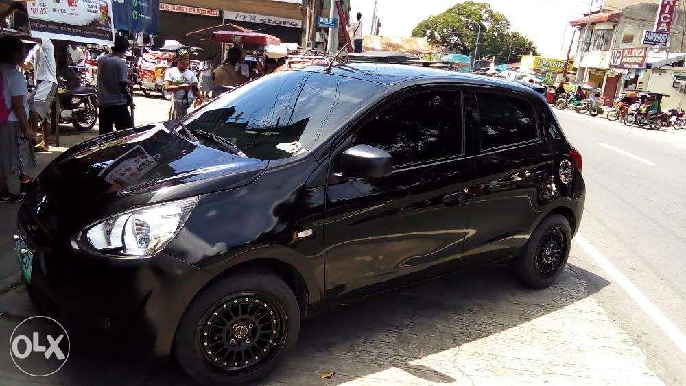 Mitsubishi Mirage Hatchback Glx A/T For Sale Philippines