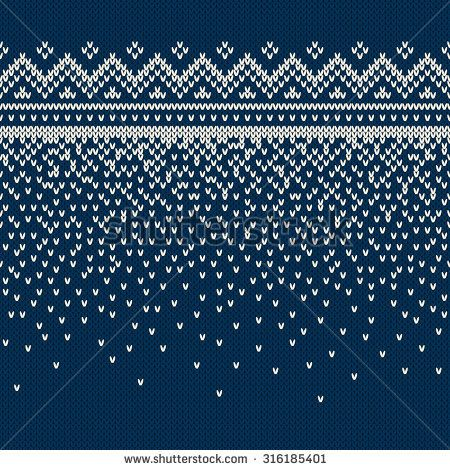 Photo of Weihnachtsschweißdesign. Nahtloses Schnittmuster Stock Vector (Royalty Free) 316185401