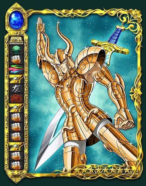 Shura - Saint Seiya - Caballeros del Zodiaco