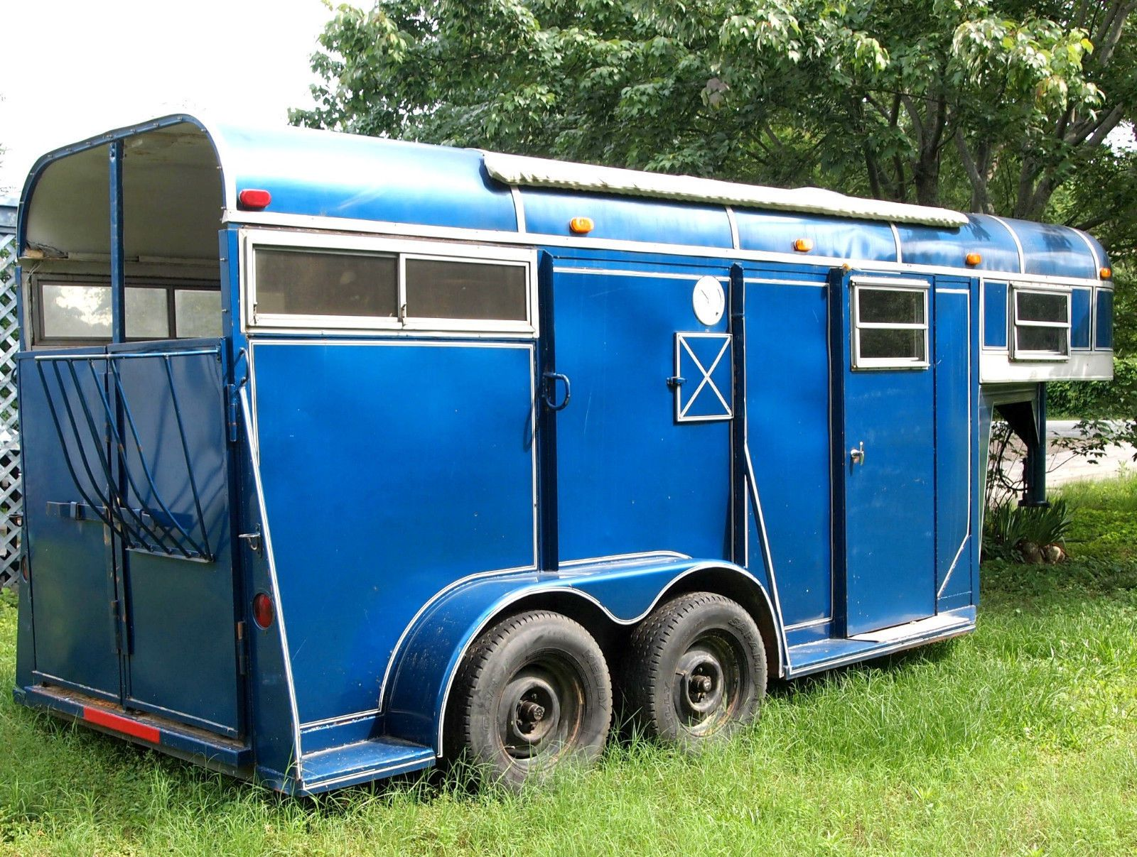 2 Horse Trailers For Sale