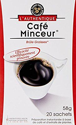 aqualigne cafe minceur