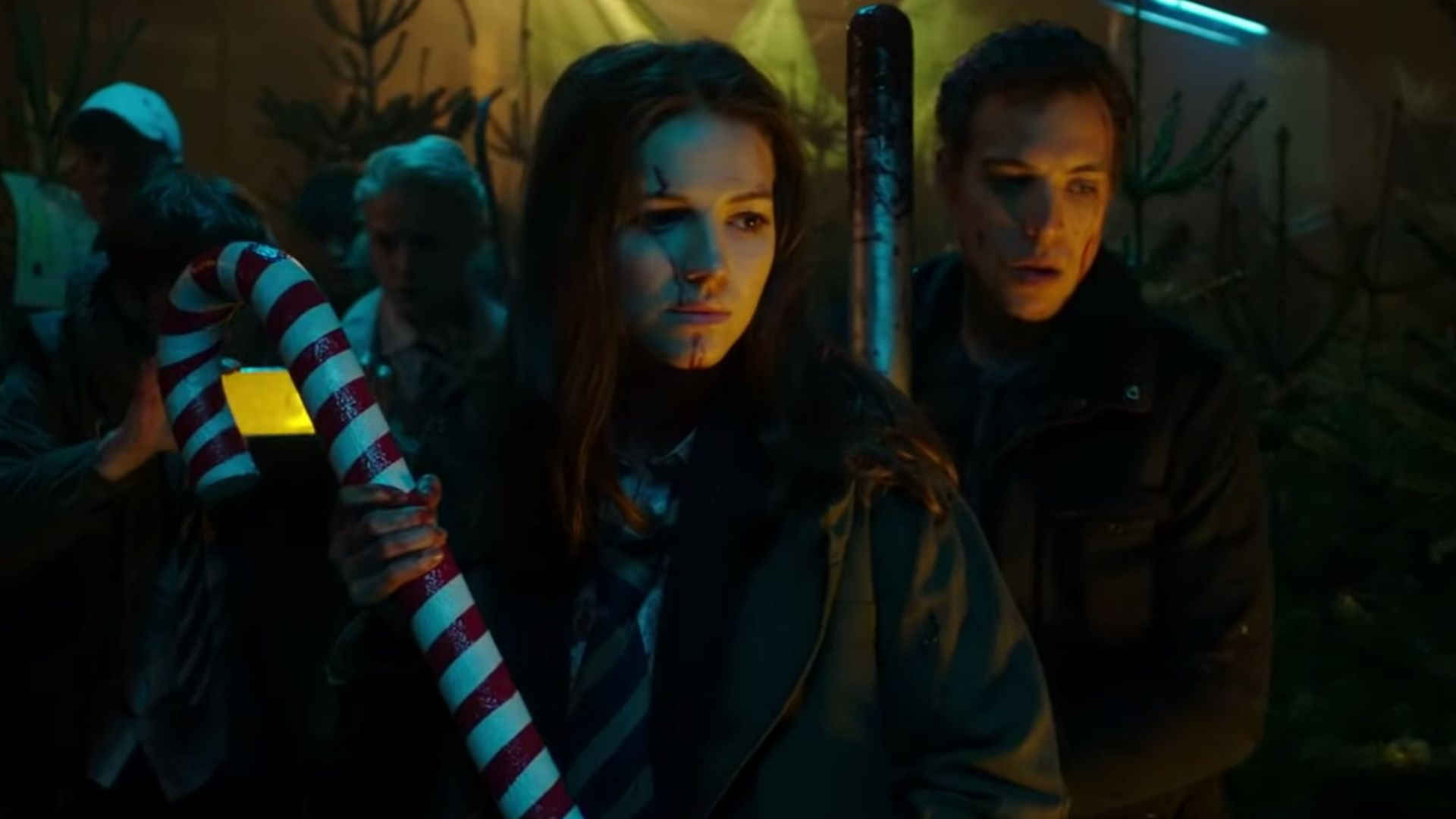 Zombie Christmas Musical.Fun New Trailer And Clip For The Zombie Christmas Musical