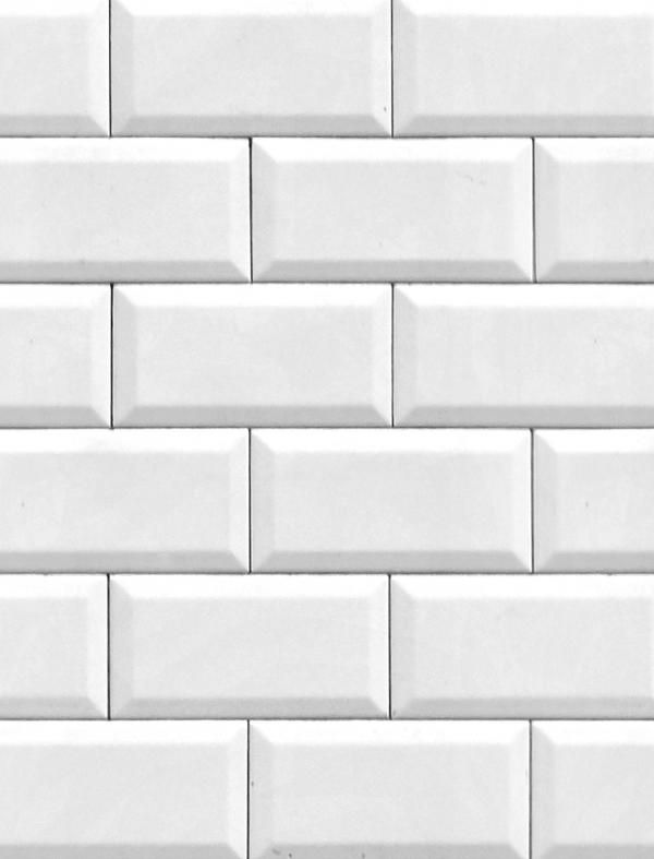 Metro glazed ceramic tiles seamless texture material - Azulejo de metro ...