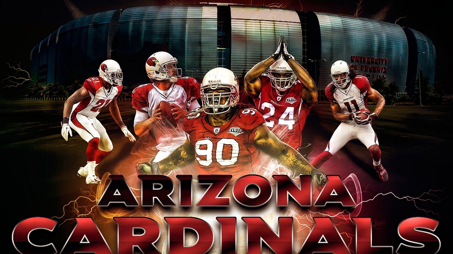 Arizona Cardinals For Desktop Wallpaper