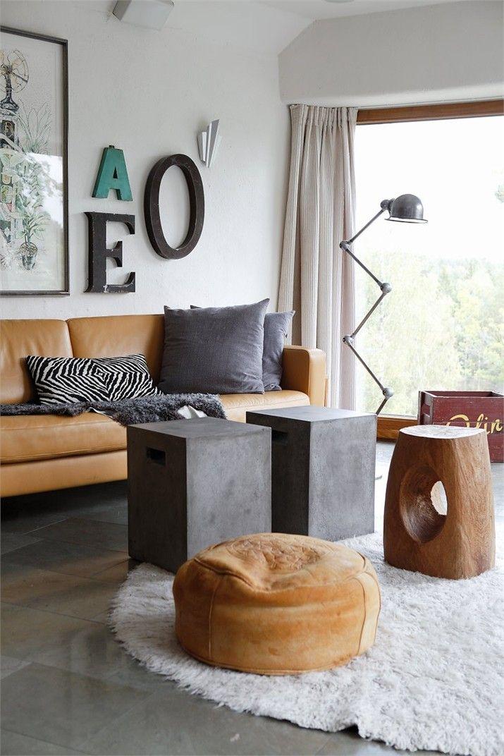 A E O, contemporain, house, living room, salon, salles de séjour