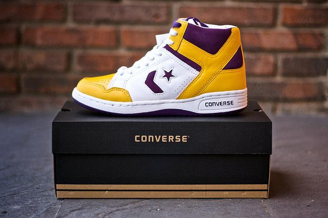Magic Johnson's Converse Weapon (1986) | Love of the GAME