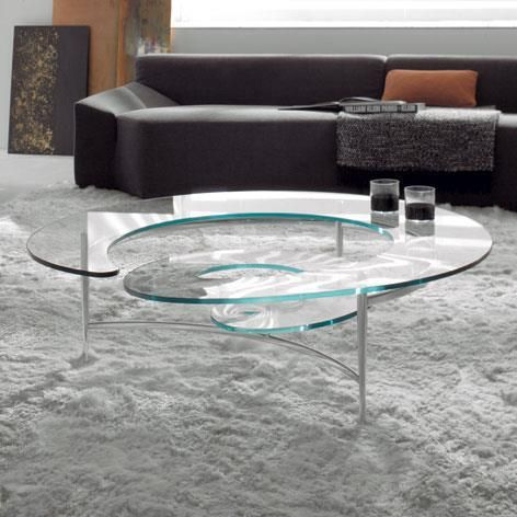 The Spiral Coffee Table Designed By Ca Nova Design Photo Via - The-cattelan-italias-spiral-was-designed-by-ca-nova-design