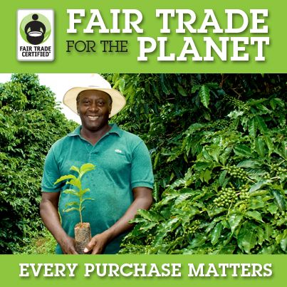 You might already be familiar with how Fair Trade helps improve farmers' lives, but did you know about the environmental standards and benefits that Fair Trade brings to farming communities? Repin this image if you want to live on a Fair Planet!