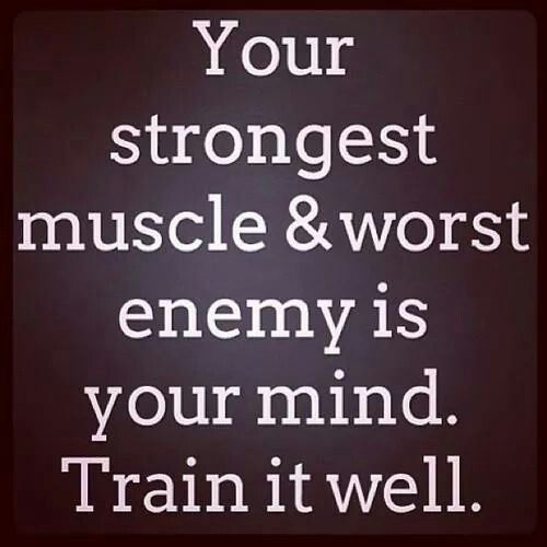 Strongest best ally... or worst enemy.. depends on how you use your mind..