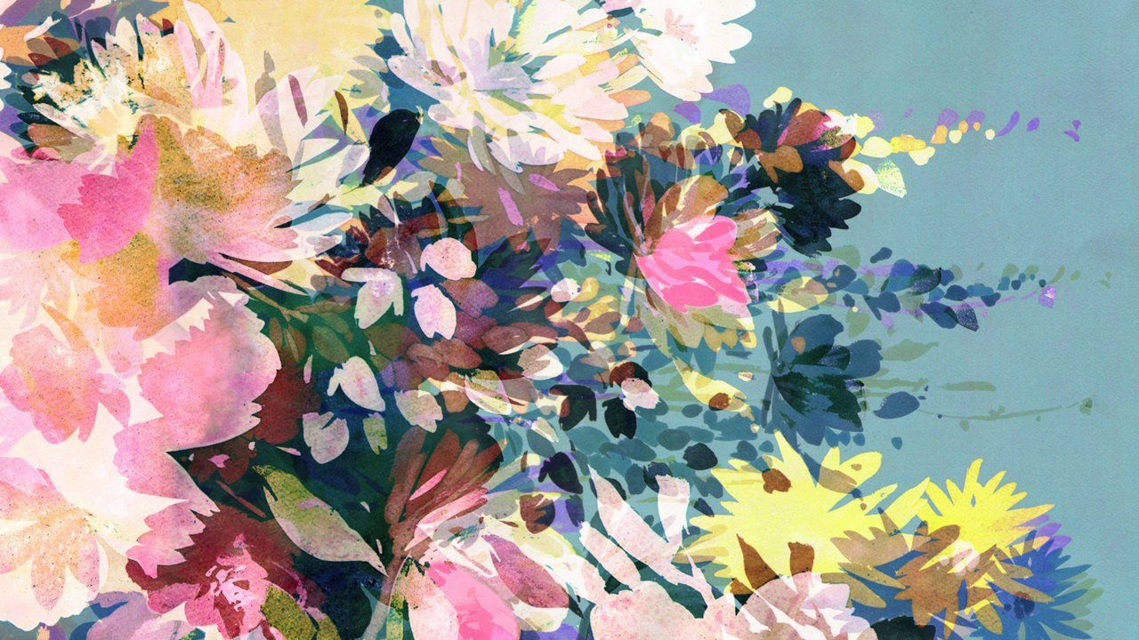 Classes With Helen Dealtry Floral Watercolor