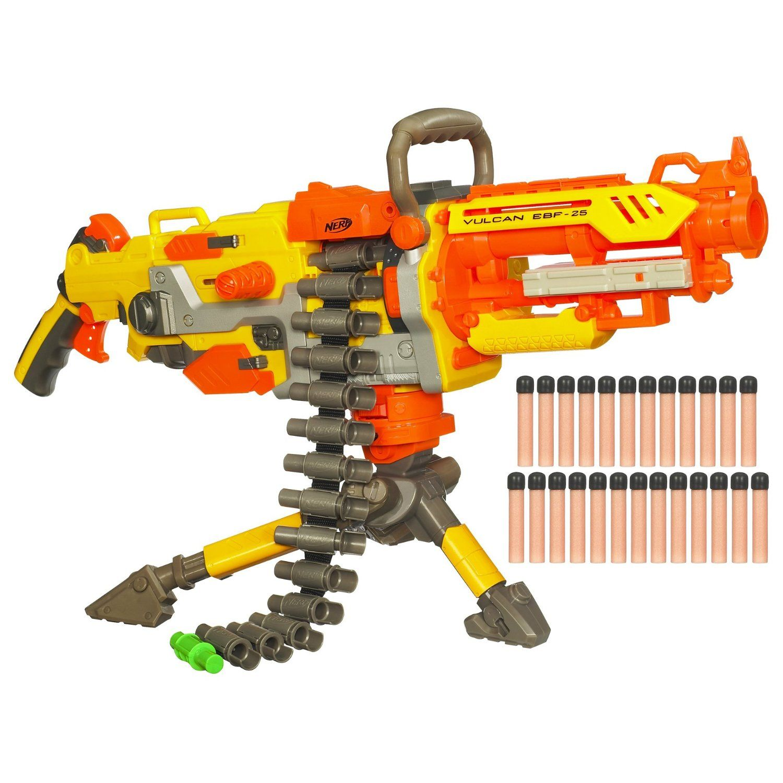 Boys toy: Within one day last week the NERF N-Strike Elite Hail-
