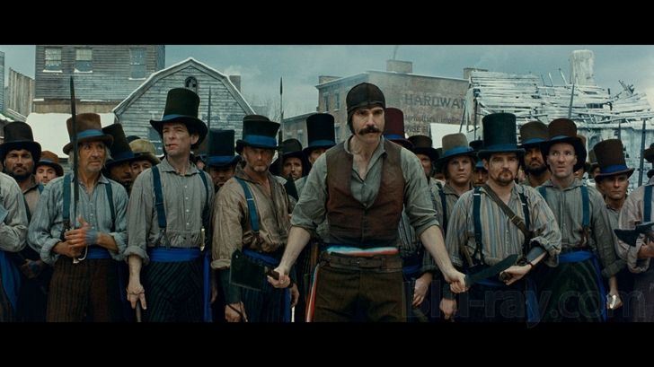 Gangs of New York (2002). Daniel Day-Lewis absolutely MADE this movie as Bill the Butcher.