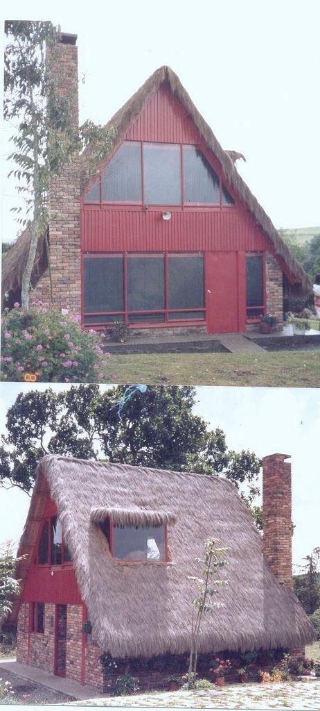 Mi casa prefabricada en la Acuarela