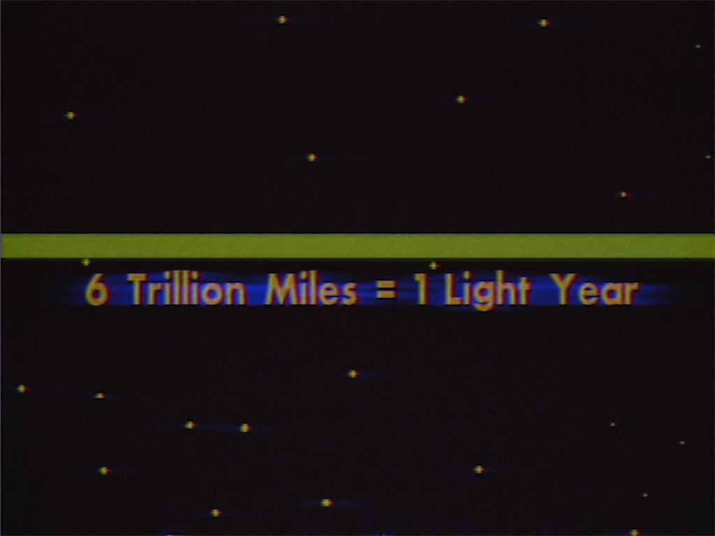 1 light year in miles