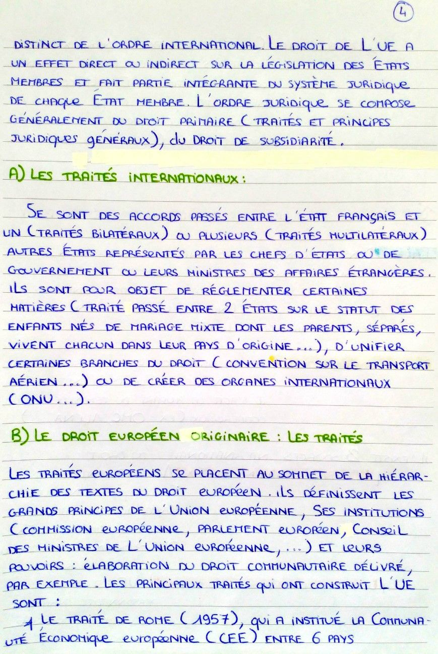 Page 2 3 Fac De Droit Cours De Droit Cours Droit