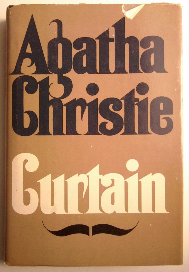 Curtain Agatha Christie Agatha Christie Books Agatha