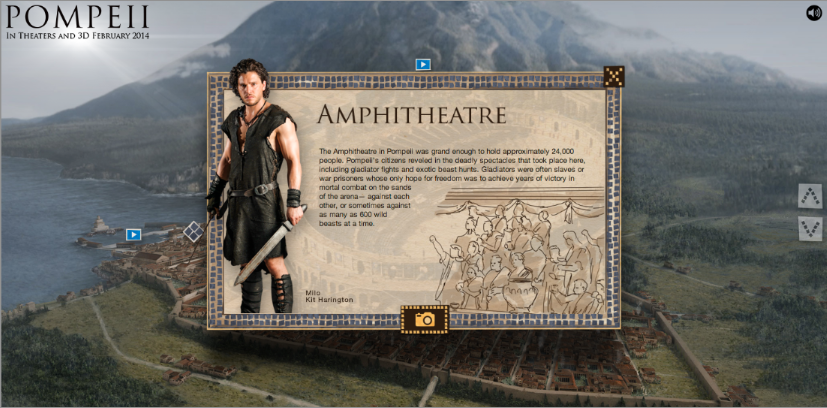 Step inside milos ancient world with pompeiis brand new step inside milos ancient world with pompeiis brand new interactive map feature http gumiabroncs Image collections