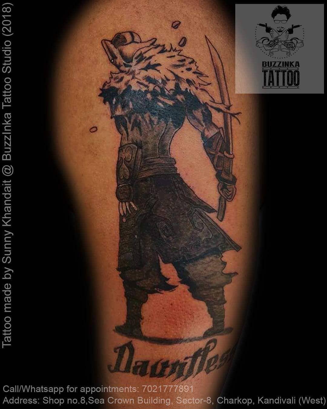 a0d912bd6 juggernaut tattoo | Tattoos by Sunny Khandait | Tattoos, Tattoo ...
