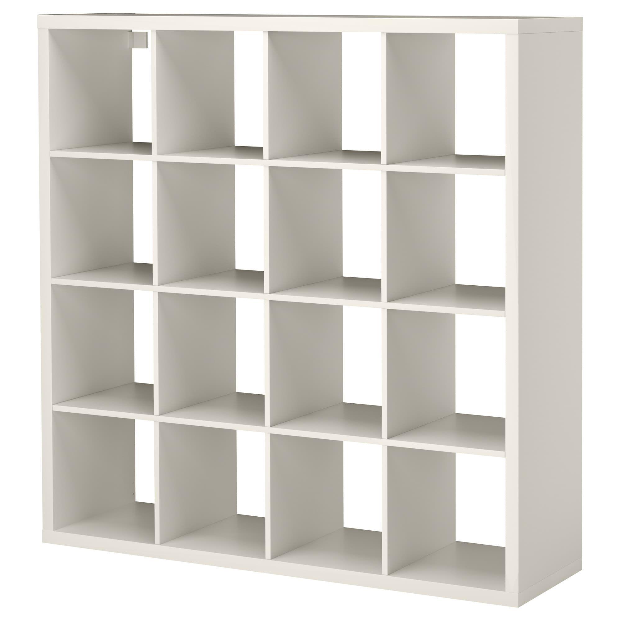 IKEA KALLAX White Shelf unit | Ikea | Ikea kallax shelf unit