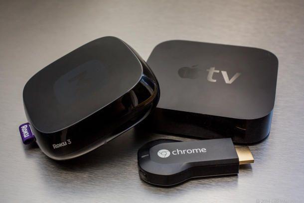 Roku Vs Apple Tv Vs Chromecast Vs Amazon Fire Tv Vs