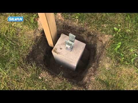 Bygge terrasse - en film fra MAXBO - YouTube