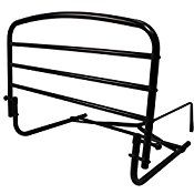 Stander 30″ Home Safety Adult Bed Rail – Fall Prevention + Pivots Down Out of the Way + Includes Safety Strap + Lifetime Guarantee