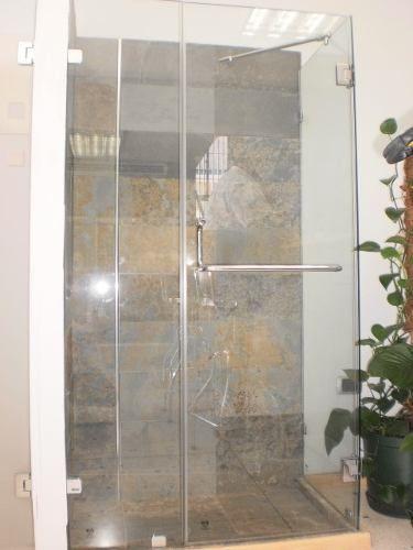 Puertas de vidrio para ba os dise o de interiores artes - Puertas para bano ...