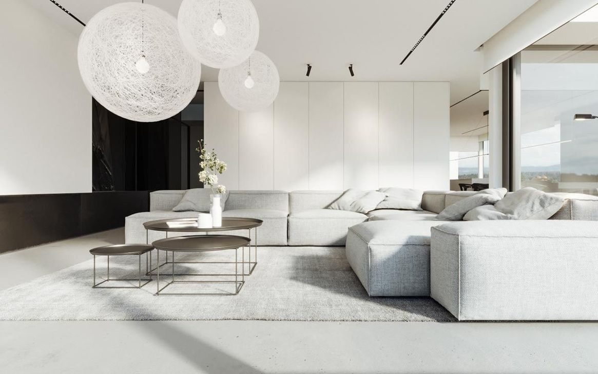 30 Gorgeous Chinese Living Room Design