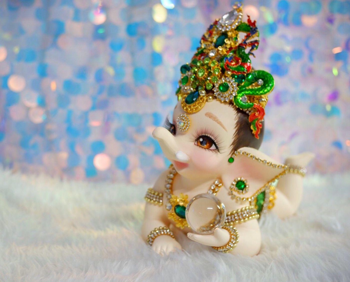 Pin By Sunil Varma On Gani Baby Ganesha Happy Ganesh Chaturthi Images Ganesh Chaturthi Images Beautiful cute baby ganesha wallpaper hd