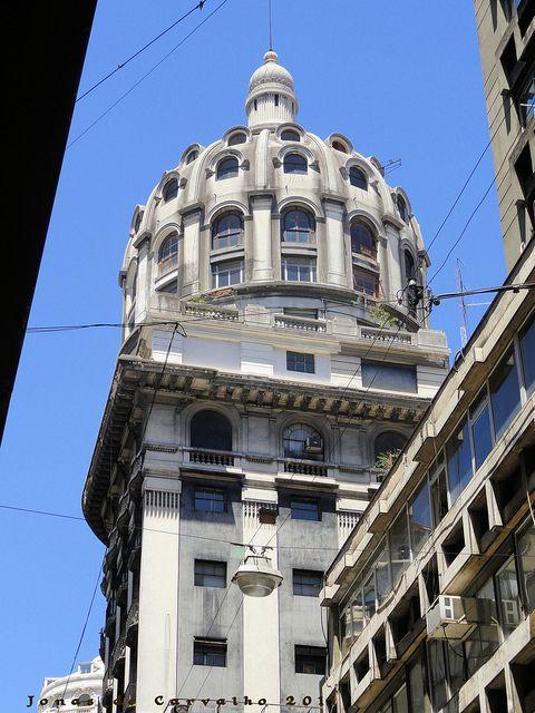 Buenos Aires - Por la Calle Florida | Cúpulas de Buenos Aires