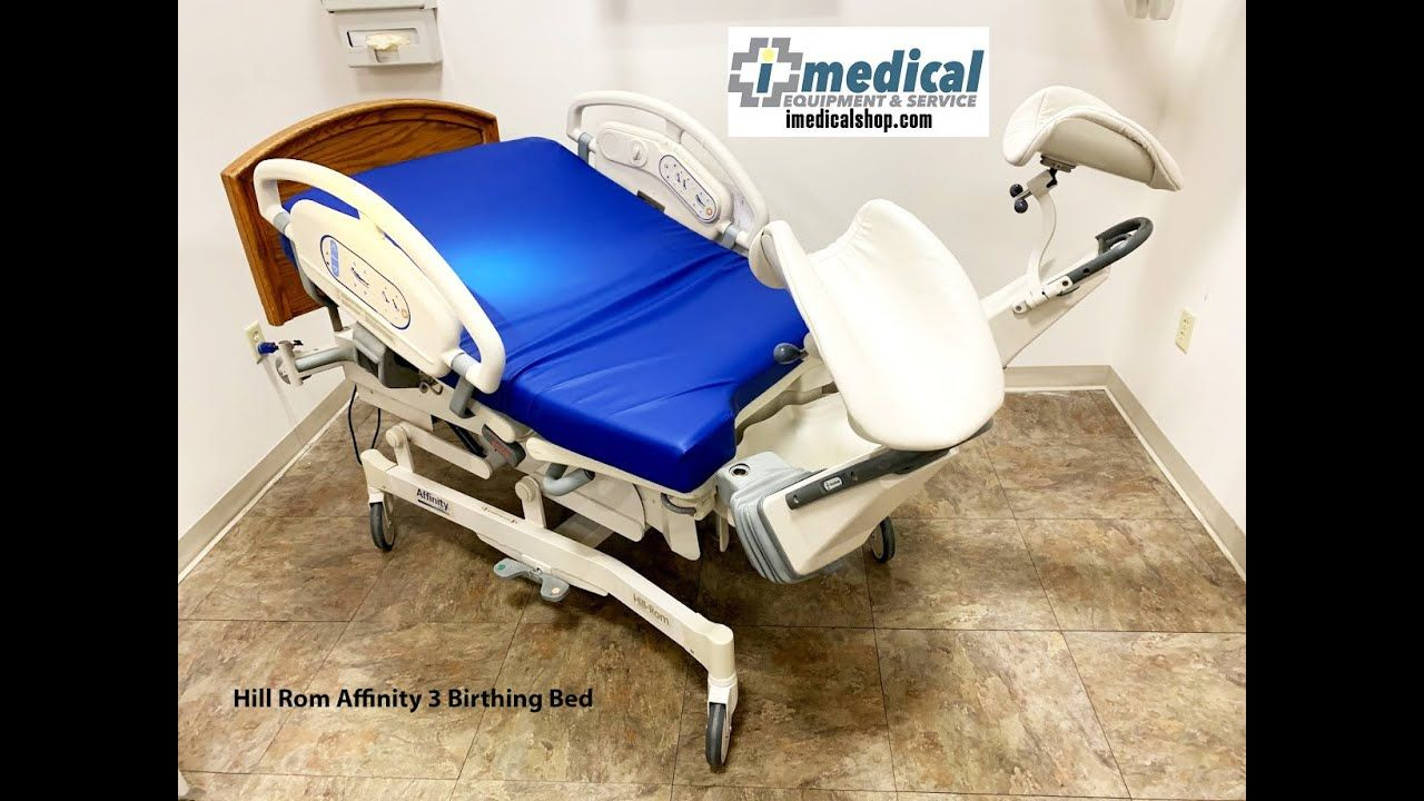 Best Hill Rom Affinity 3 Labor And Delivery Bed Hospital Bed 640 x 480