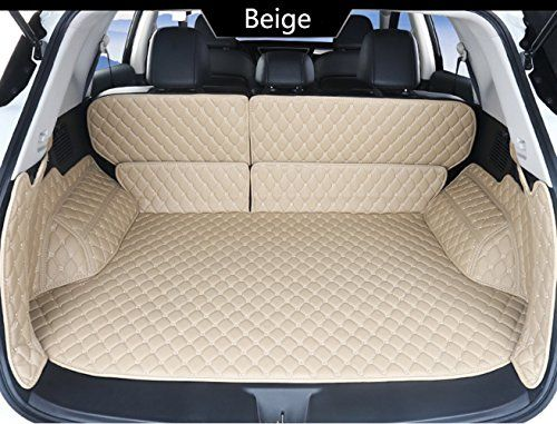Rubber Car Heavy Duty Universal Waterproof Boot Liner Rear Car Back Protector Mats Fit For Volkswagen Passat 2011-2018 High Quality And Low Overhead Floor Mats