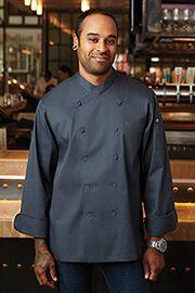Anguilla Executive Chef Coat [FBCCCHR]