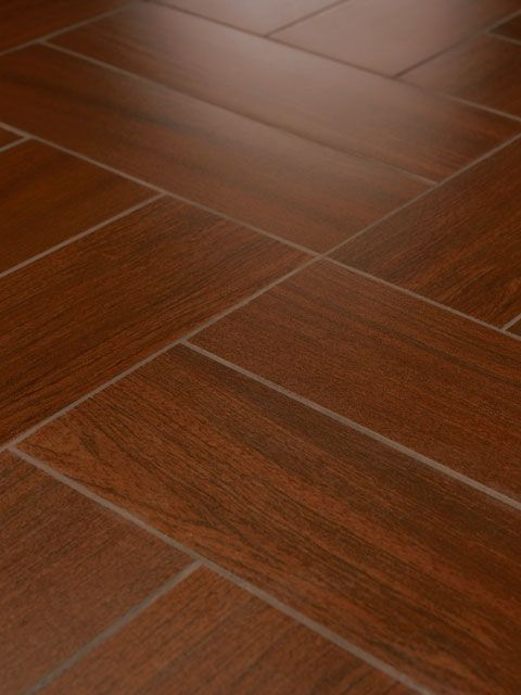 Crossville Porcelain Tile Wood Impressions Gunstock S Collection No Trees Harmed In The Creation Of This Look