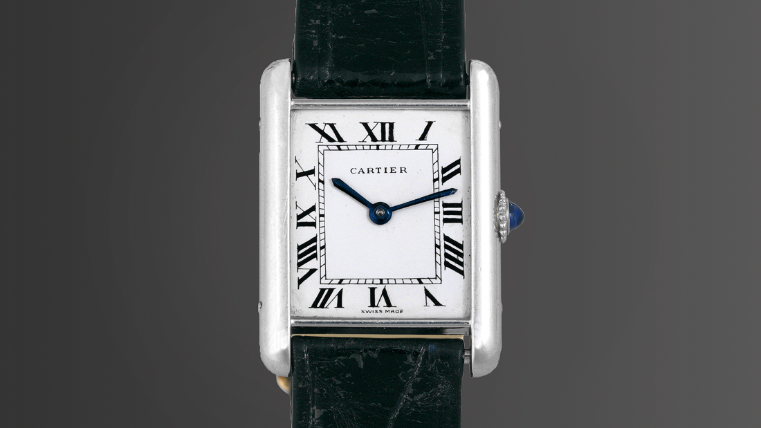CArtier Tank continues to be one of the most desired, and most influential, timepieces in the world.